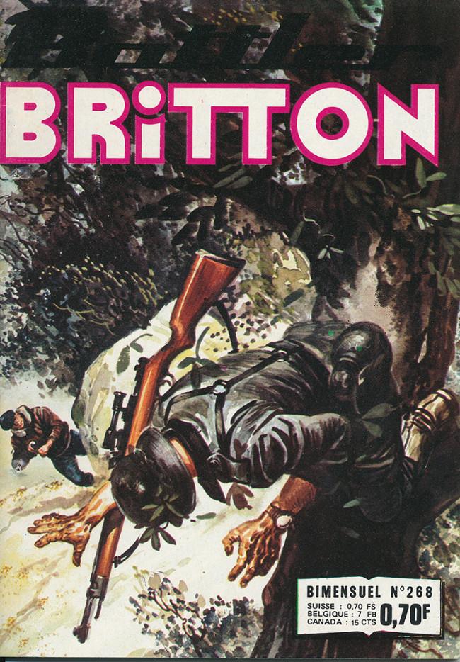 Couverture de Battler Britton (Imperia) -268- Les pilotes souriants