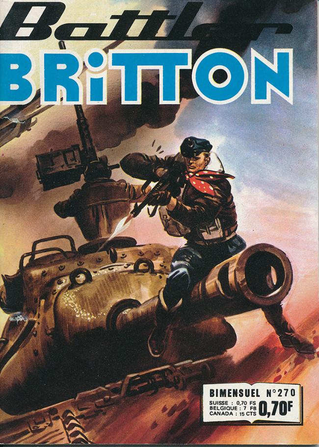 Couverture de Battler Britton -270- Dette payée