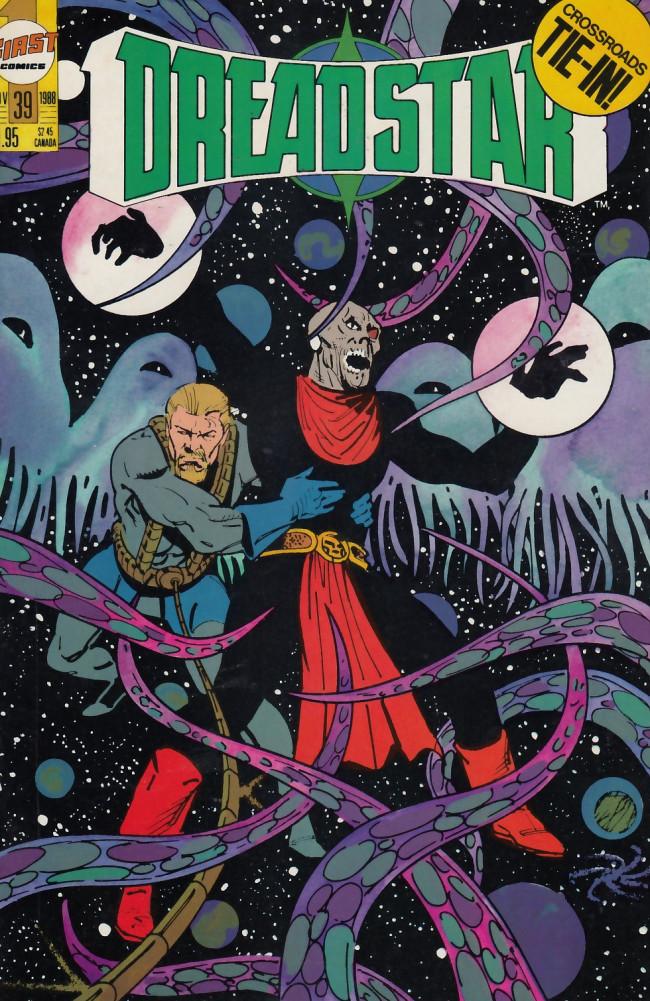 Couverture de Dreadstar (1982) -39- ...His finest moment