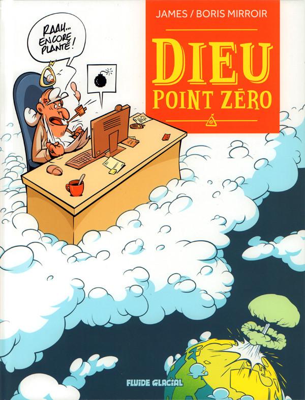 Couverture de Dieu point zéro