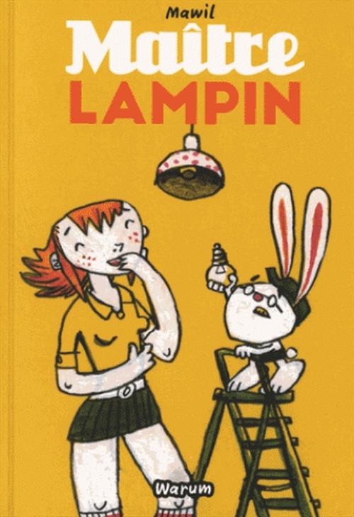 Couverture de Maître Lampin