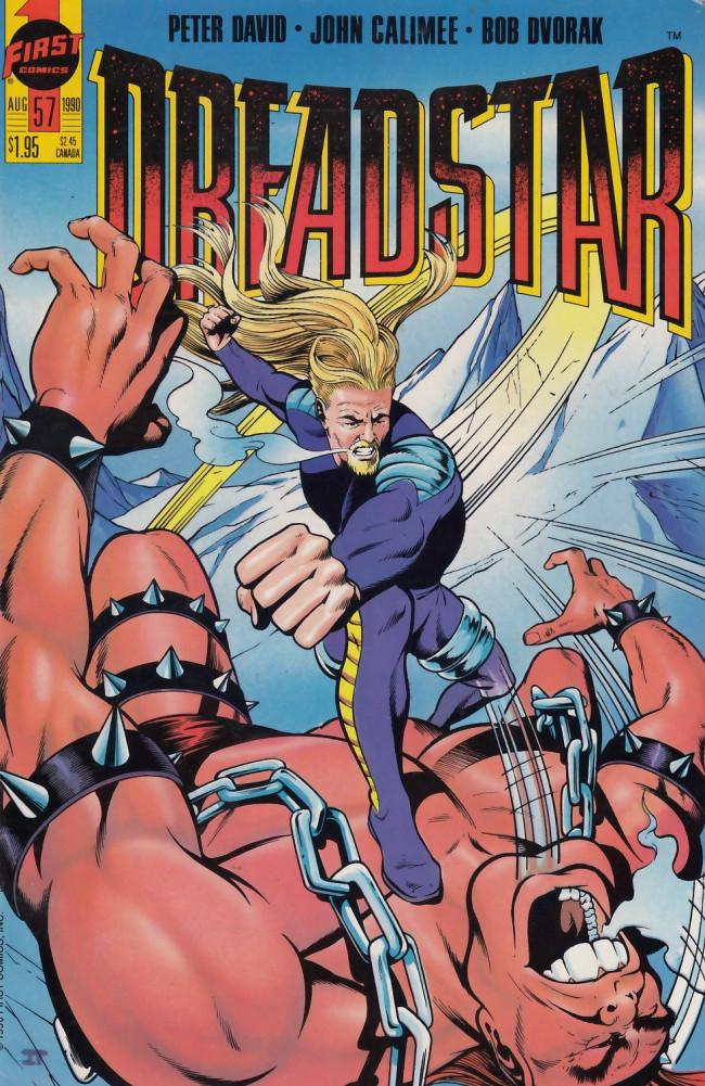 Couverture de Dreadstar (1982) -57- Wasteland