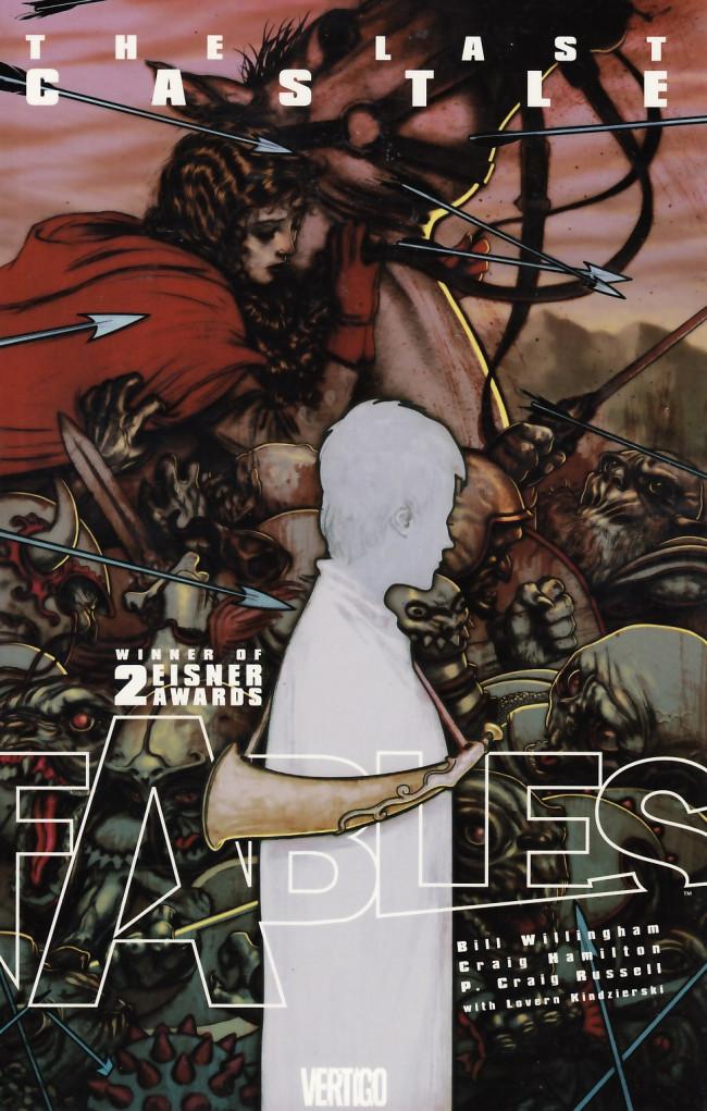 Couverture de Fables (2002) -HS- The last Castle