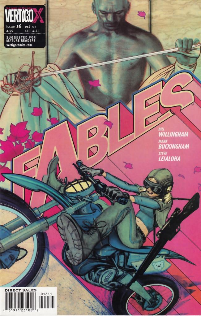 Couverture de Fables (2002) -16- Duel
