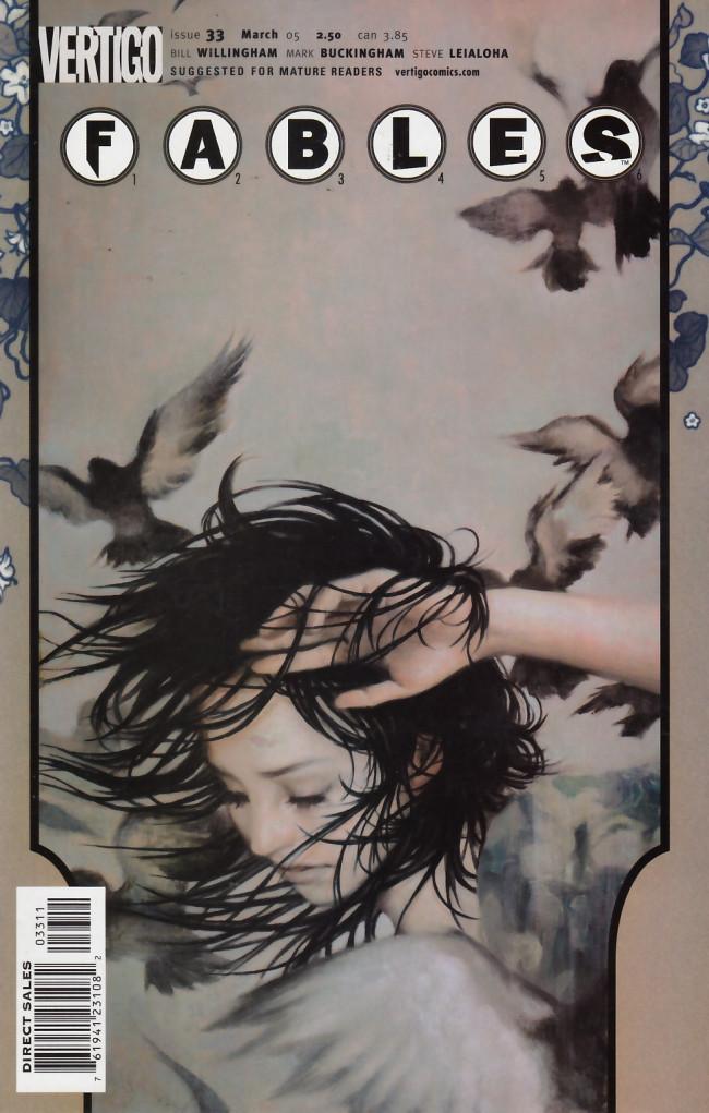 Couverture de Fables (2002) -33- Until spring