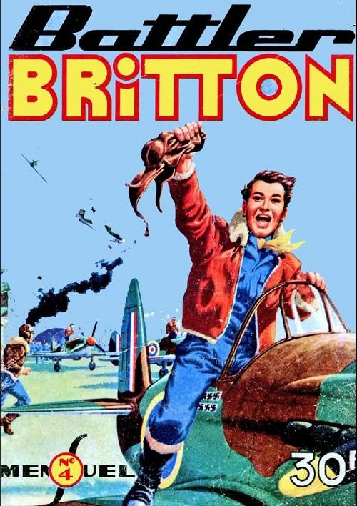 Couverture de Battler Britton -4- Les boucaniers de birmanie