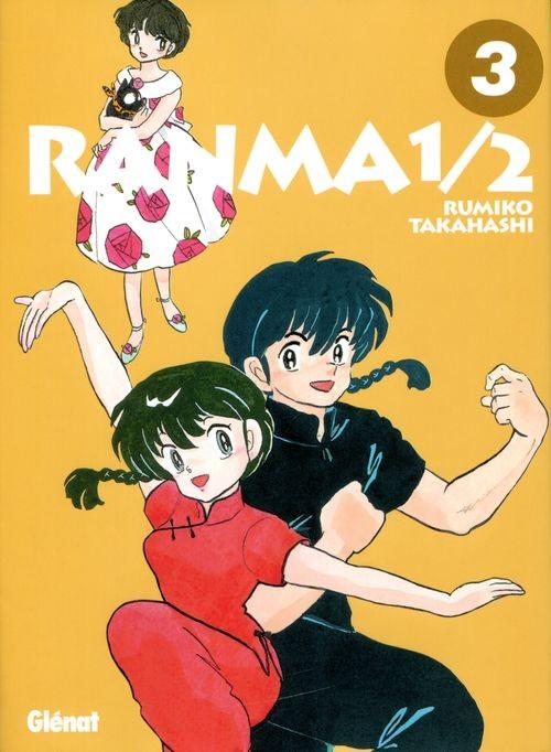 Couverture de Ranma 1/2 (édition originale) -3- Volume 3
