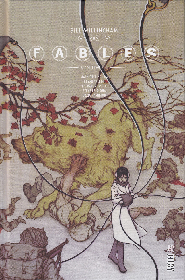 Couverture de Fables (Urban Comics) -INT02- Volume 2