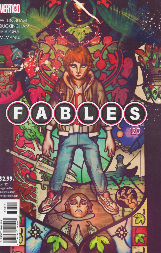 Couverture de Fables (2002) -120- Beach toys