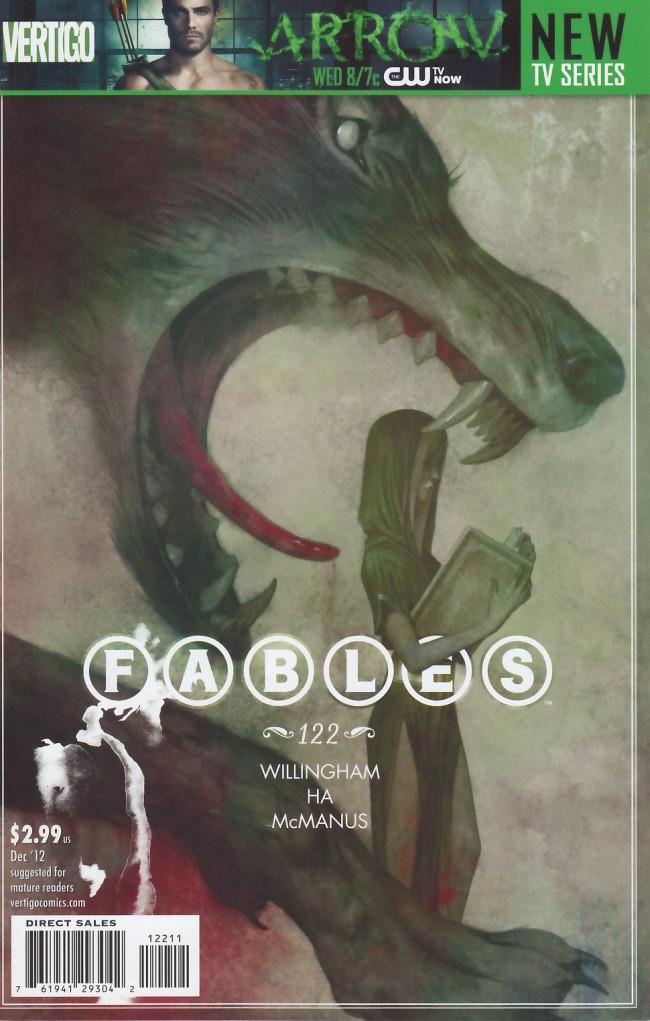 Couverture de Fables (2002) -122- The destiny game