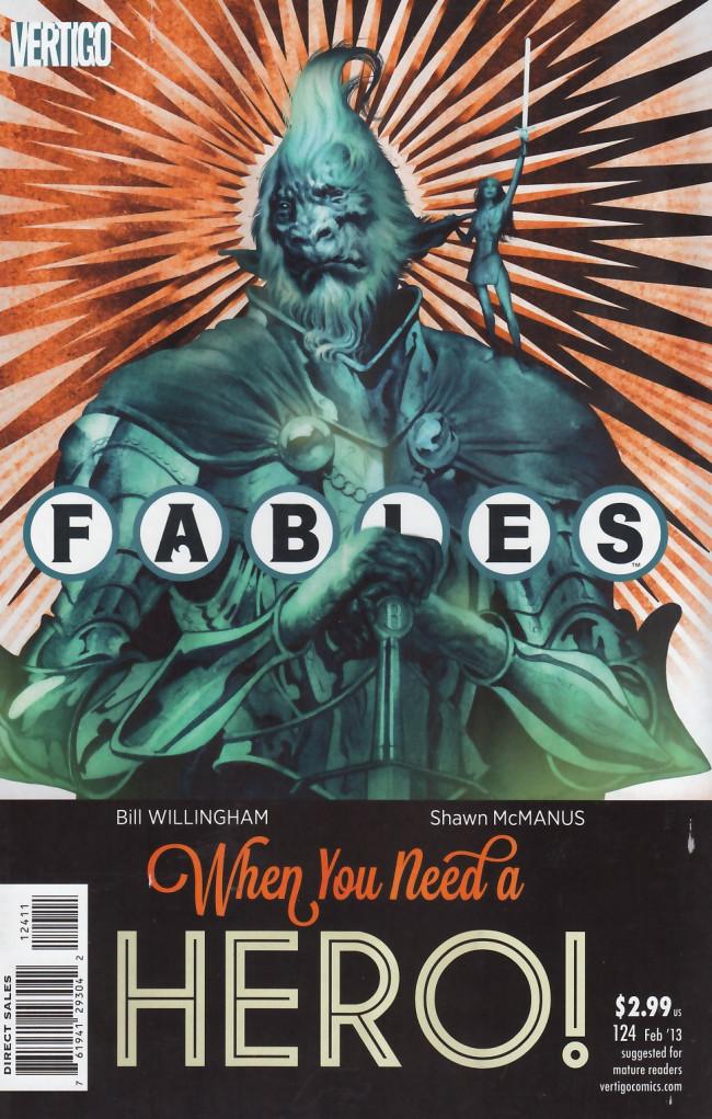Couverture de Fables (2002) -124- A revolution in Oz/ After