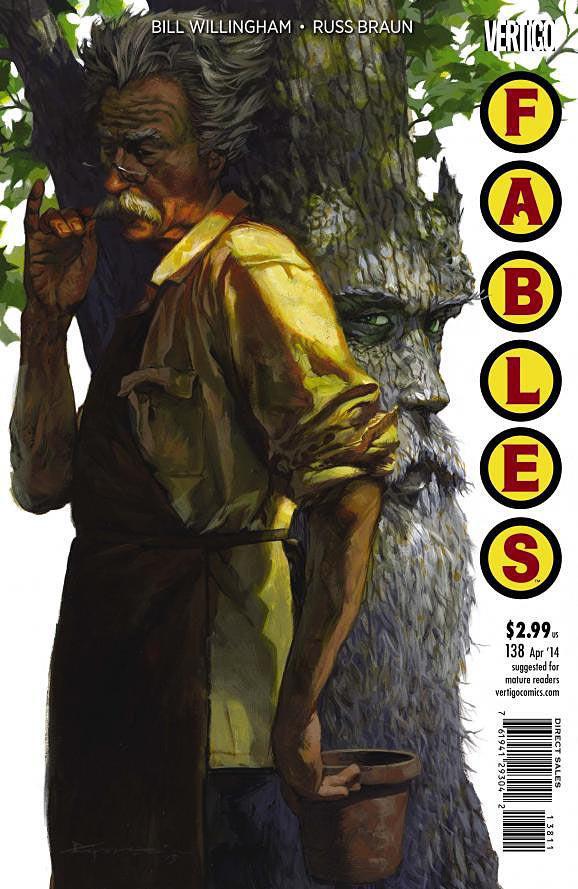 Couverture de Fables (2002) -138- Root & Branch