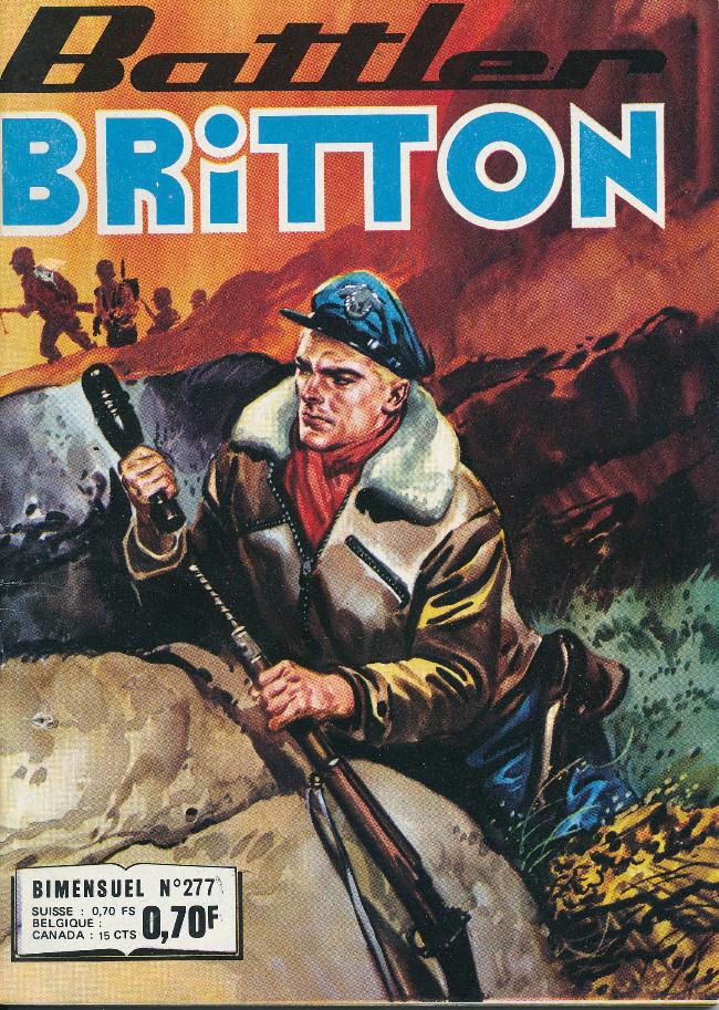 Couverture de Battler Britton -277- Ennemi en alerte