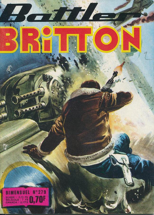 Couverture de Battler Britton (Imperia) -279- Rendez- vous à Casablanca