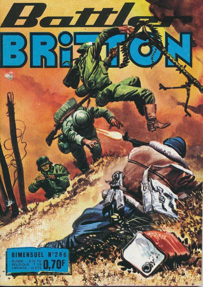 Couverture de Battler Britton (Imperia) -286- La montre piègée