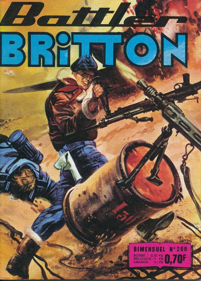Couverture de Battler Britton -288- Opération