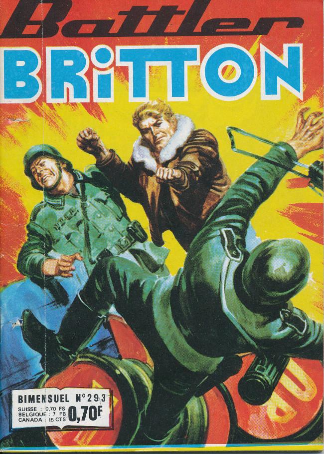 Couverture de Battler Britton -293- Rendez-vous avec la malchance