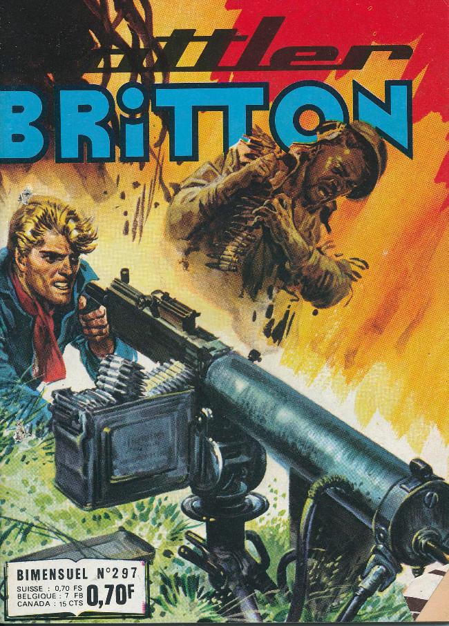Couverture de Battler Britton (Imperia) -297- Mission en Italie
