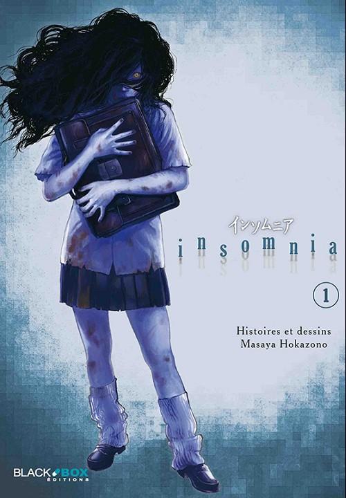 Couverture de Insomnia (Hokazono) -1- Tome 1