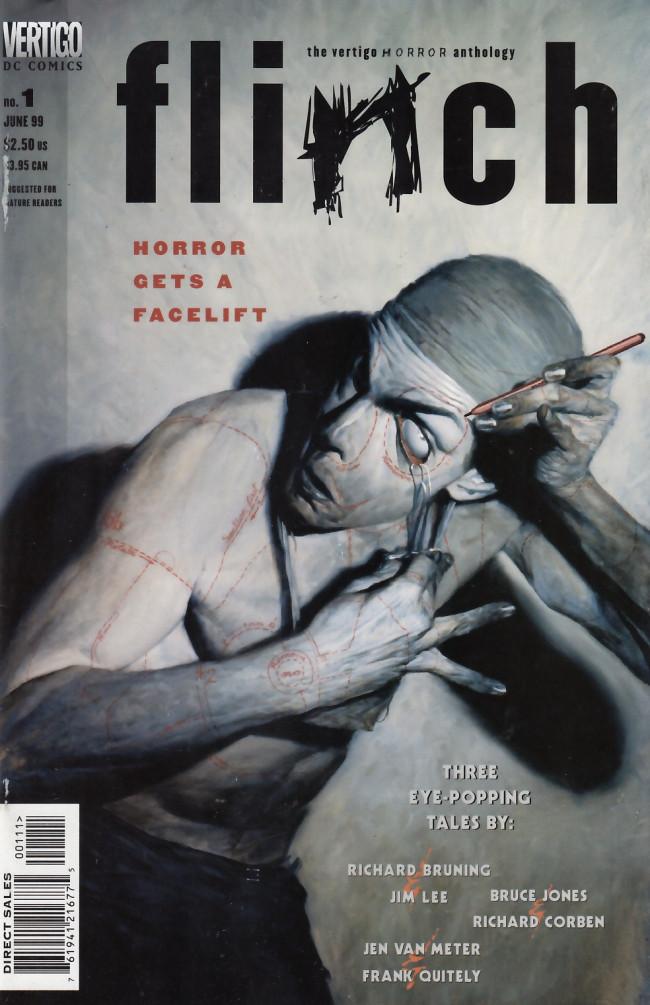 Couverture de Flinch (1999) -1- Flinch #1