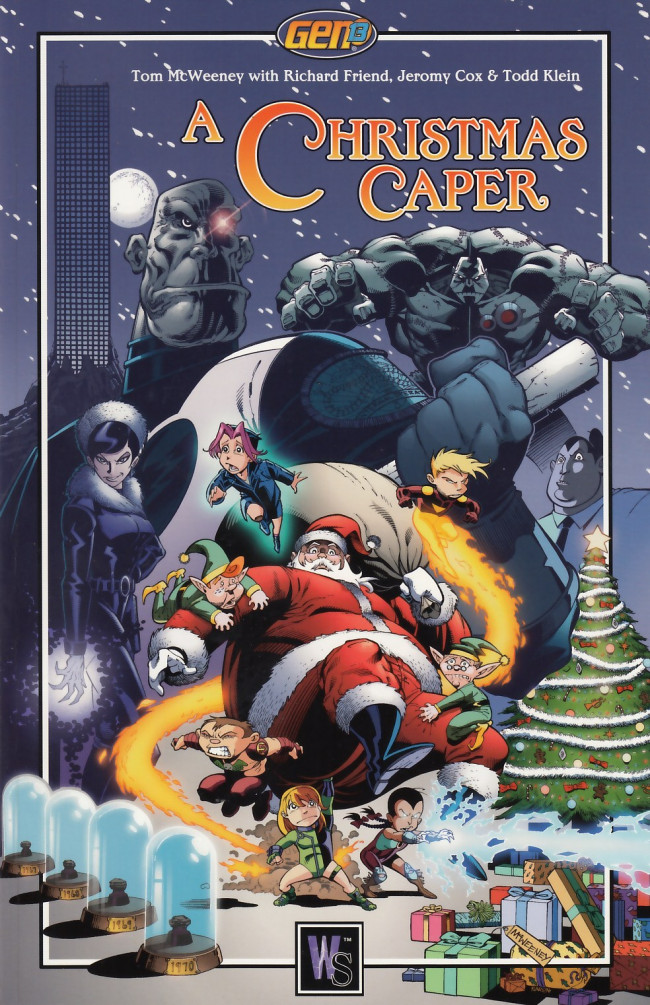 Couverture de Gen13 (One shots) - Gen13: A christmas caper