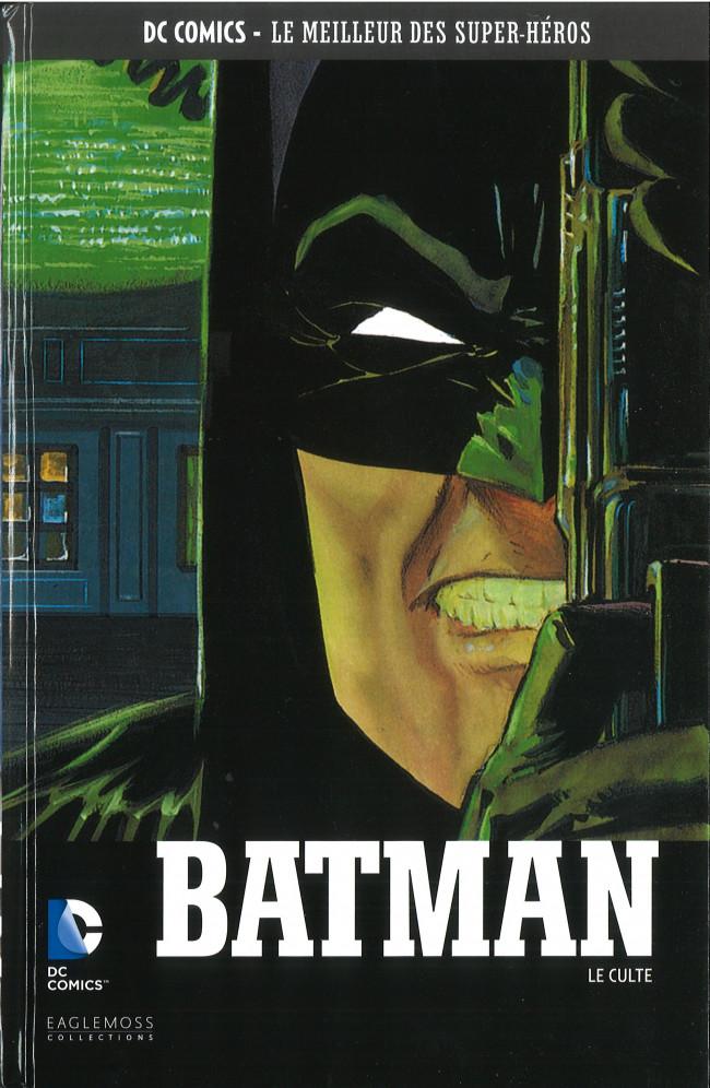 Couverture de DC Comics - Le Meilleur des Super-Héros -68- Batman - Le Culte