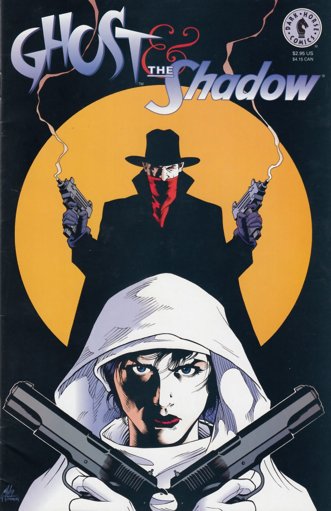 Couverture de Ghost and the Shadow (1995) -1- Ghost and the Shadow