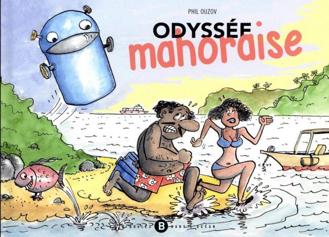 Couverture de Odyssée mahoraise