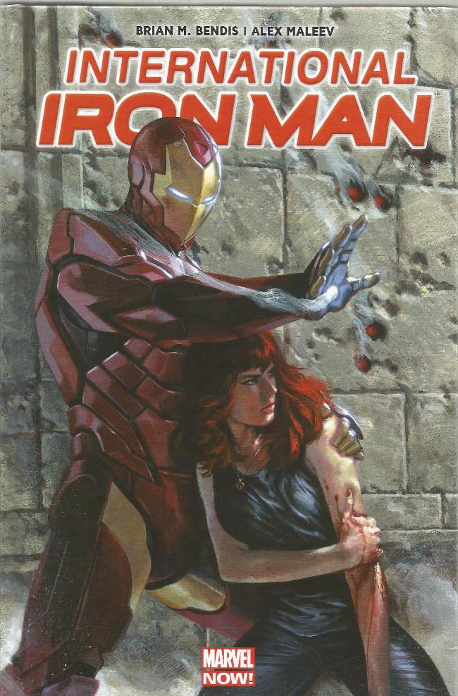 Couverture de International Iron Man - En Quête de Vérité