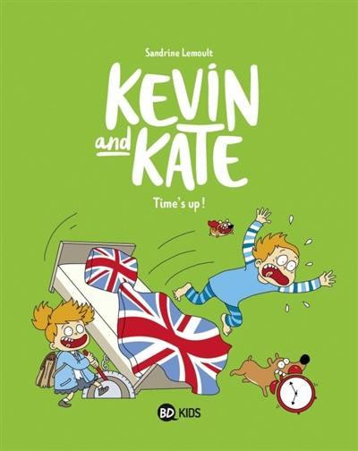Couverture de Kevin and Kate -2- Tome 2