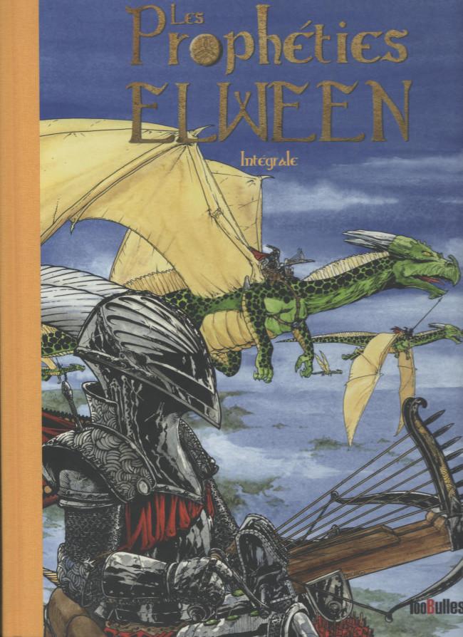 Couverture de Les prophéties Elween -INT- Intégrale
