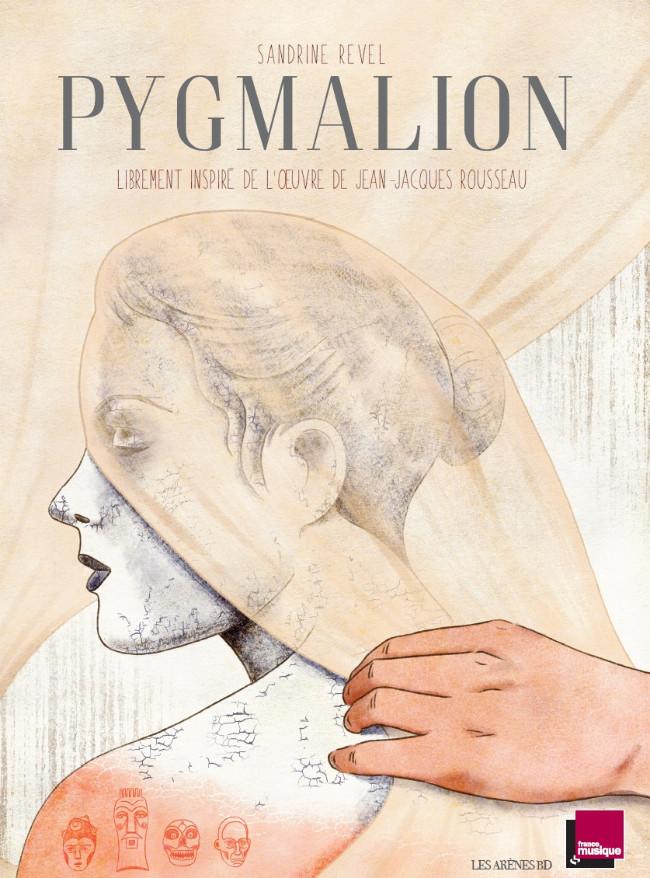 Couverture de Pygmalion (Revel) - Pygmalion