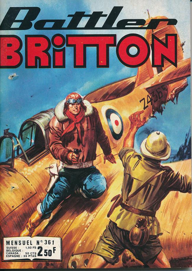 Couverture de Battler Britton -361- Un ami formidable