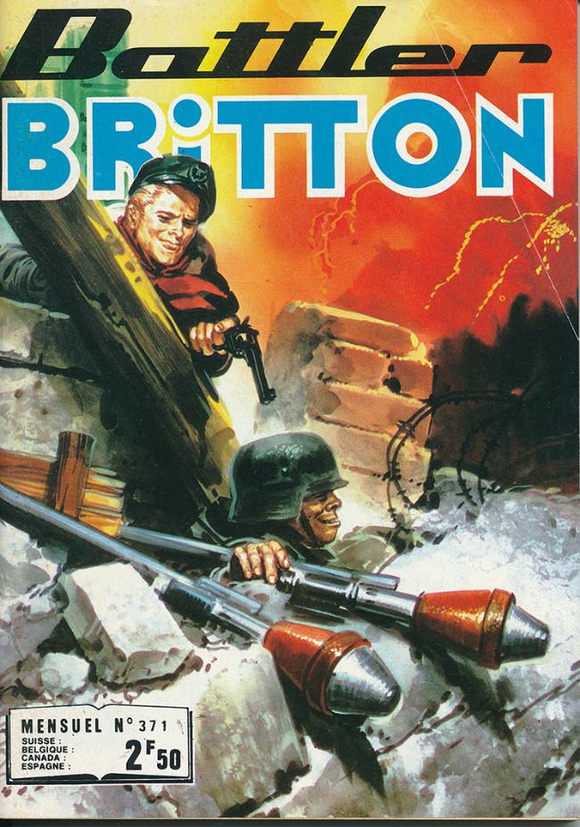 Couverture de Battler Britton (Imperia) -371- Chasseurs de primes