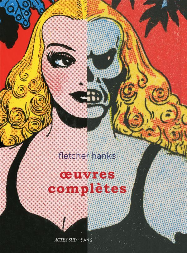 Couverture de Œuvres complètes (Fletcher) - Œuvres complètes