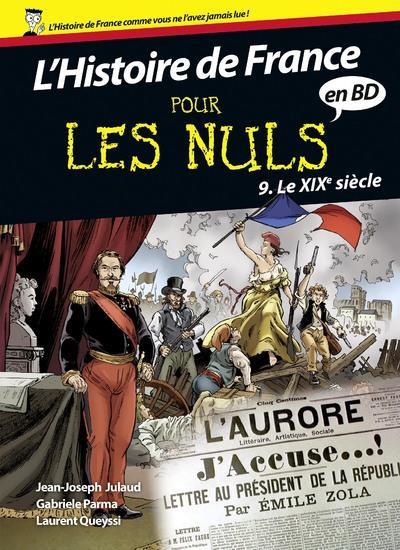 Histoire de France en BD Pour les Nuls Tome 2 (French Edition)