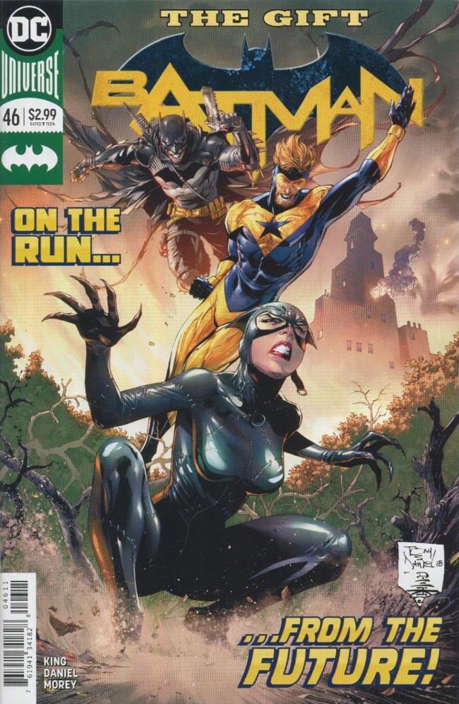 Couverture de Batman (DC Comics - 2016) -46- The Gift, Part Two