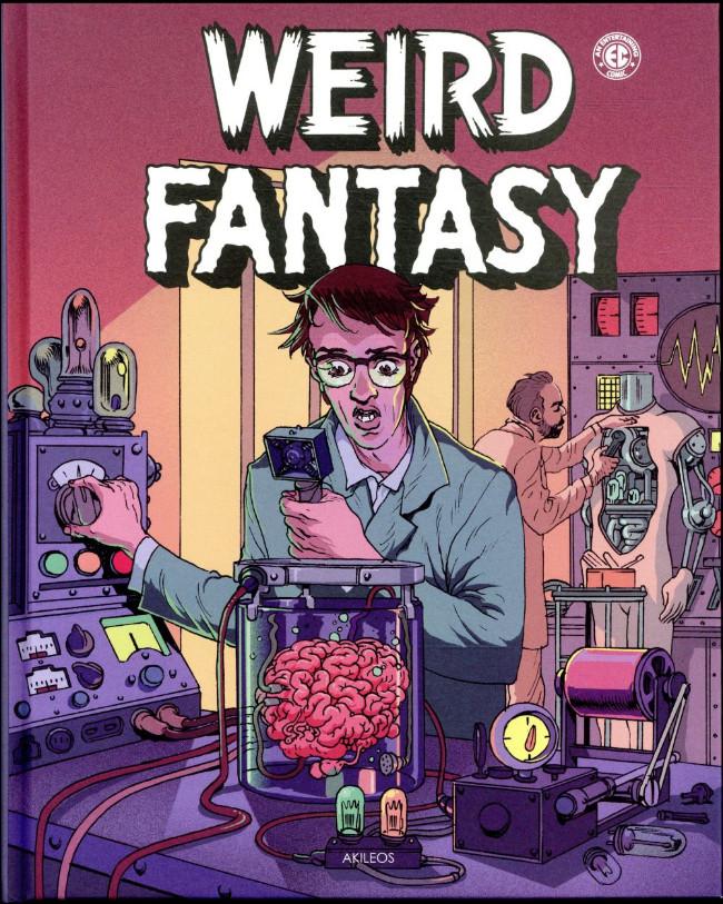 Couverture de Weird fantasy - Tome 1