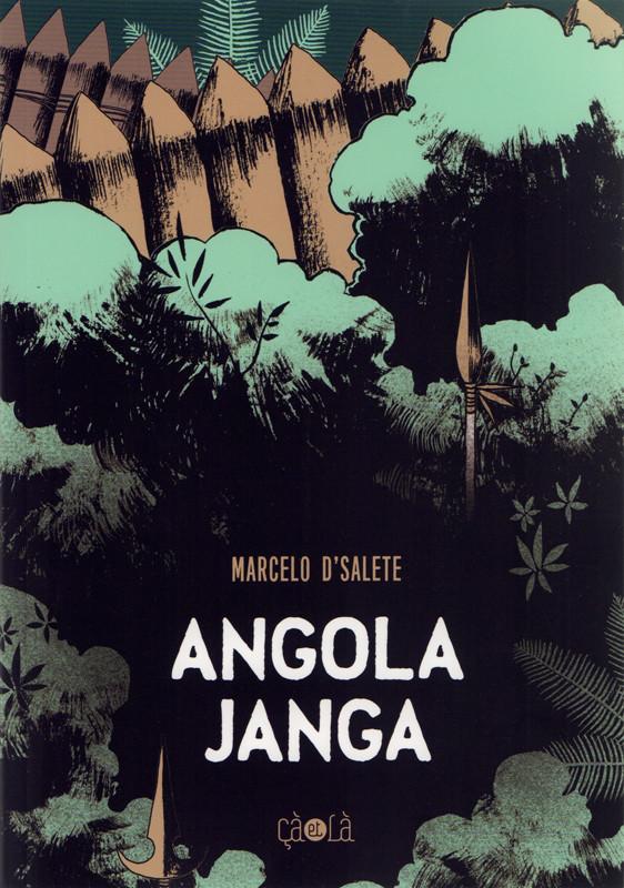 Couverture de Angola Janga