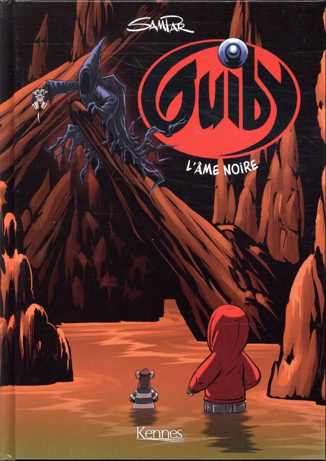 Couverture de Guiby -5- L'âme noire