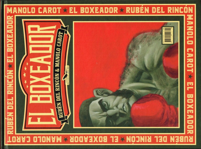 Couverture de El Boxeador