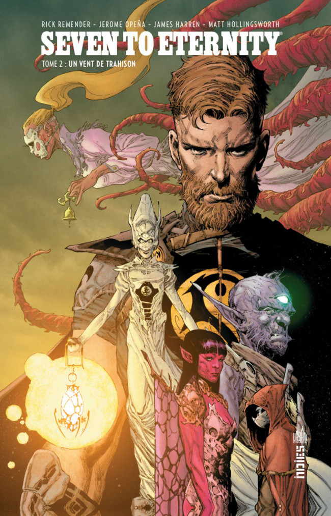 Seven to Eternity - les 3 tomes
