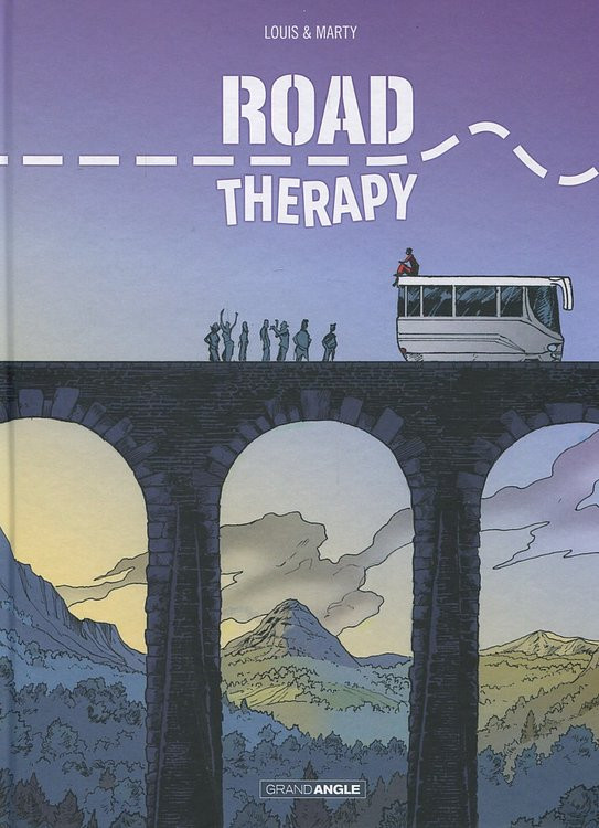 Couverture de Road Therapy
