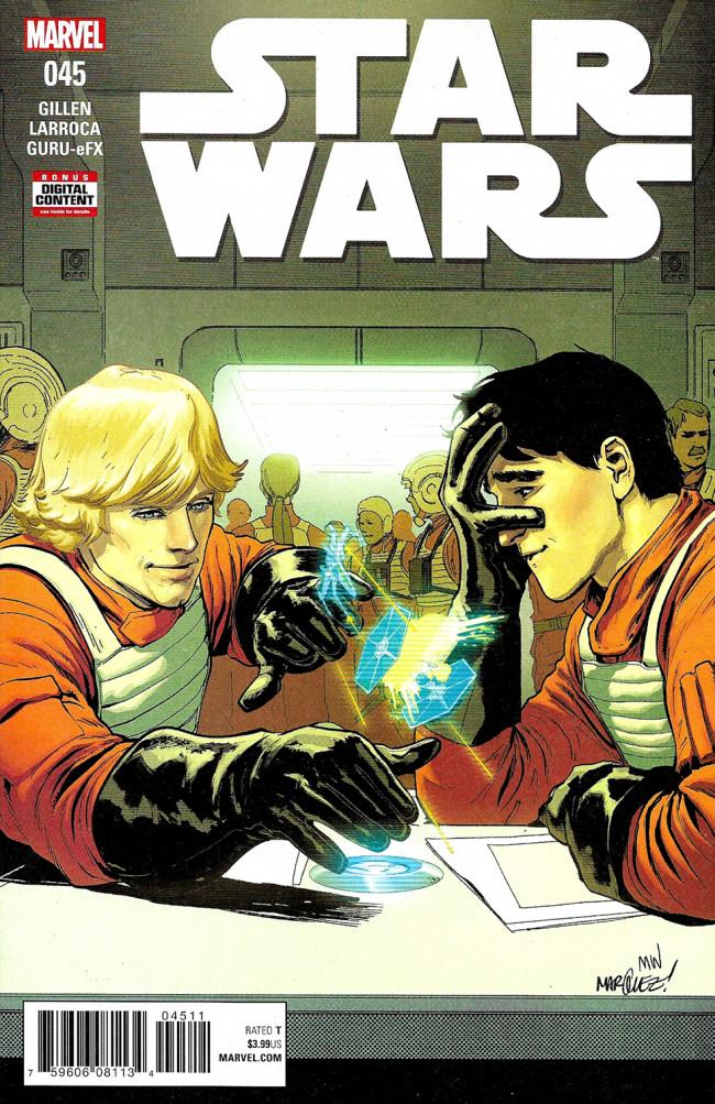 Couverture de Star Wars Vol.2 (Marvel comics - 2015) -45- Mutiny At Mon Cala Part II