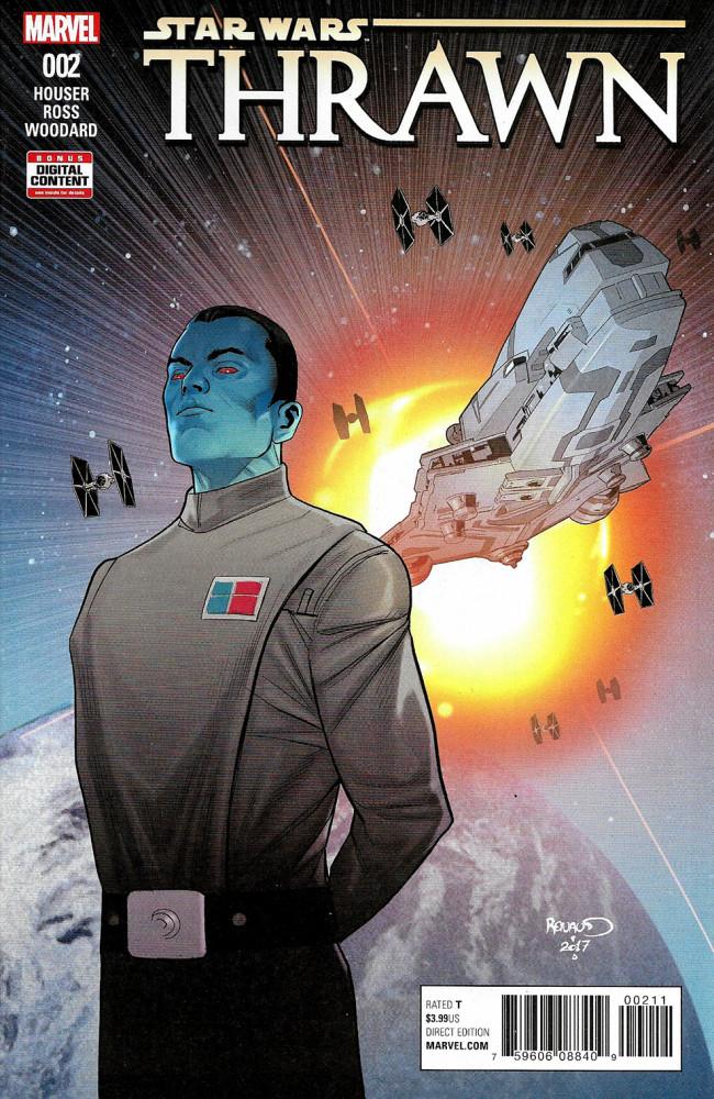 Couverture de Star Wars: Thrawn (2018) -2- Thrawn Part II