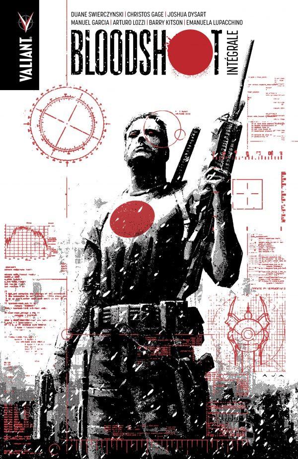 Couverture de Bloodshot (Bliss Comics - 2013) -INT A- Intégrale