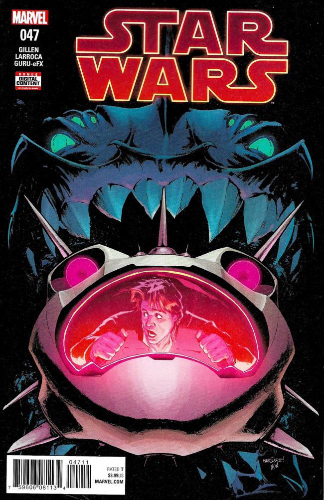 Couverture de Star Wars Vol.2 (Marvel comics - 2015) -47- Mutiny At Mon Cala Part IV