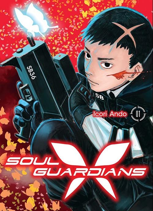 Couverture de Soul Guardians -1- Tome 1