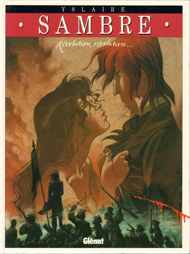 Couverture de Sambre -3- Révolution, révolution...