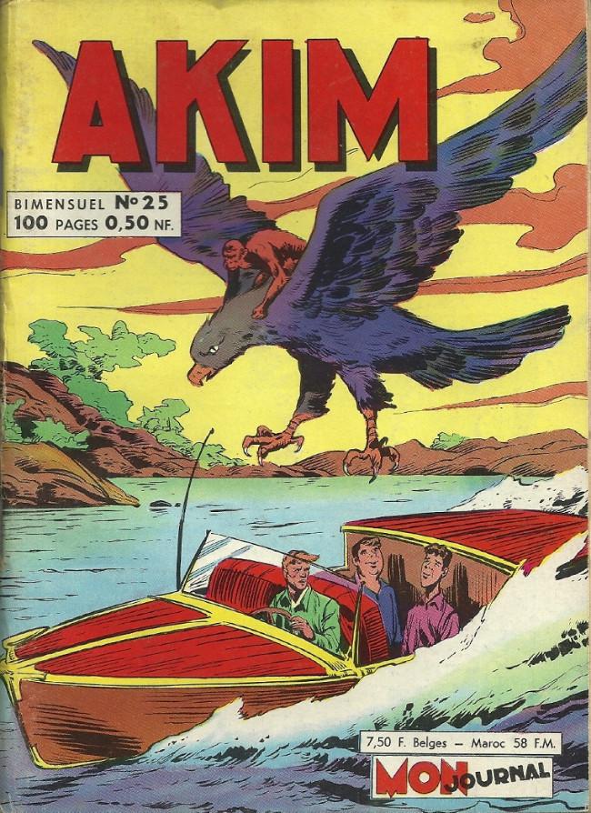 Couverture de Akim (1re série) -25- Sulky le gorille